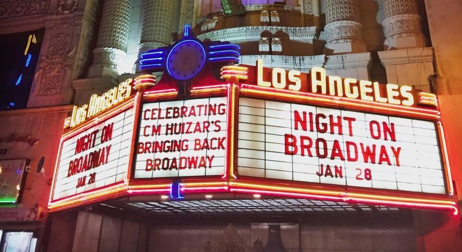 Night on Broadway