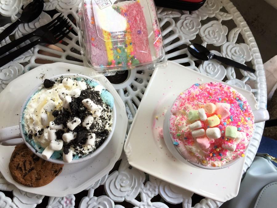 Crème & Sugar: Unicorn HotChocolate